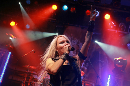 hardrock: Doro Pesch Rock Star Editorial