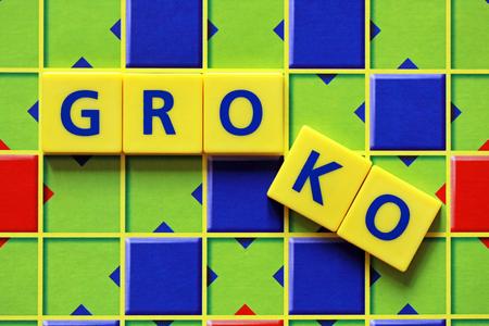 coalition: Groko