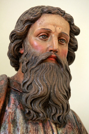 Altar figure Paulus