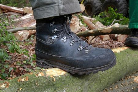 Working footwear