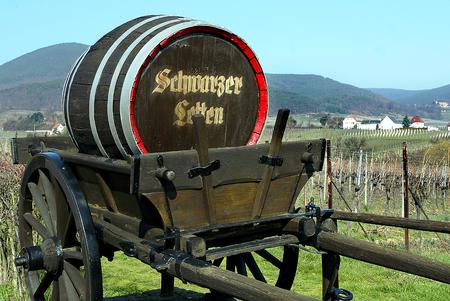 viniculture: Barrel