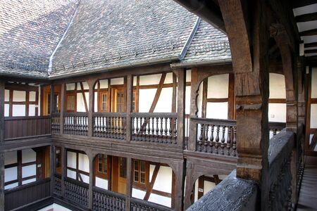 moorish: Frank Loeb Moorish House in Landau