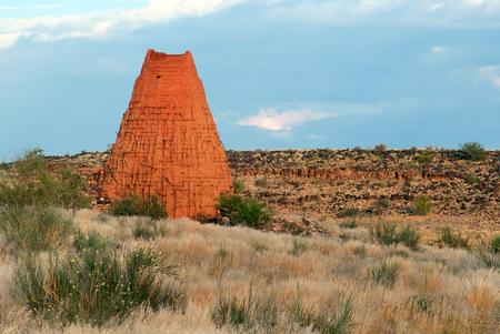 namibia: Namibia, Holoog, brick kiln