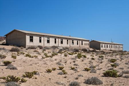 kolmannskuppe: Kolmanskop, Namibia