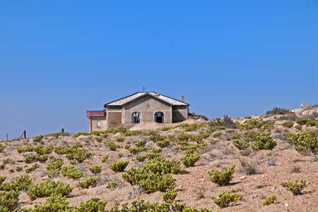 namibia: Kolmanskop, Namibia