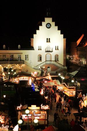 Landau Weihnachtsmarkt.Weihnachtsmarkt In Landau Lizenzfreie Fotos Bilder Und