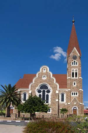 namibia: Christ Church, Windhoek, Namibia
