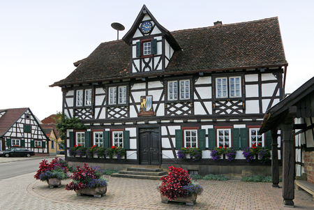 townhall: City Hall in Winden