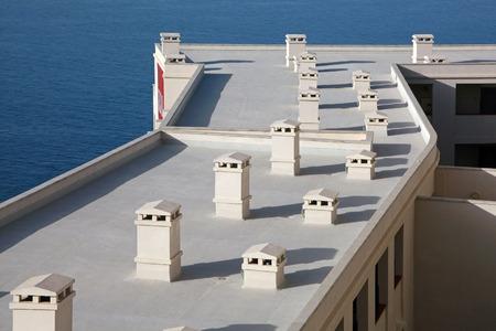 flat roof: Hotel in Gran Canaria