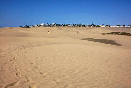 playa: Playa del Ingles, Gran Canaria