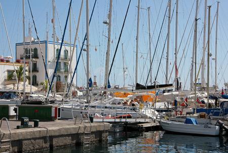 puerto: Puerto de Mogan, Gran Canaria