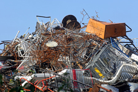 metalschrott: Schrottplatz