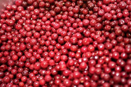 mash: berry mash Stock Photo