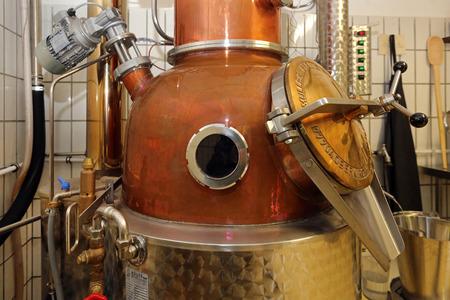 Distillery Standard-Bild