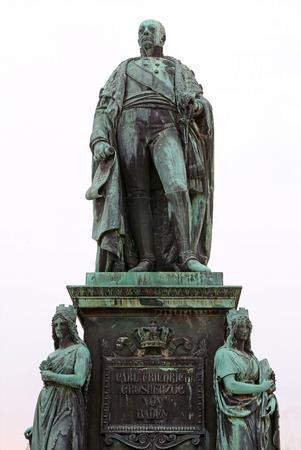 Grand Duke Carl Friedrich von Baden