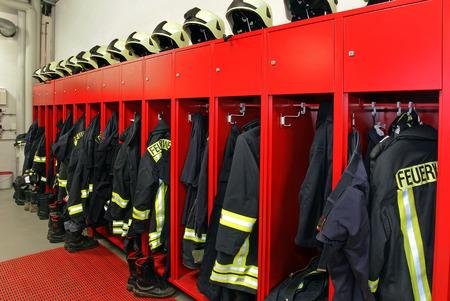 Fire brigade uniforms