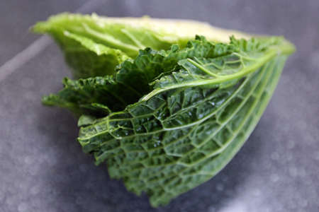 savoy, vegetables, savoy cabbage, closeup