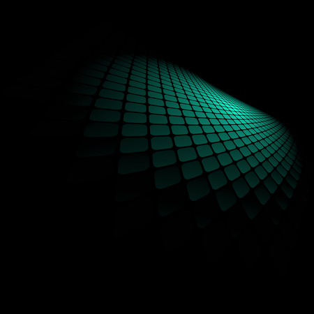 distort: Abstract 3d background