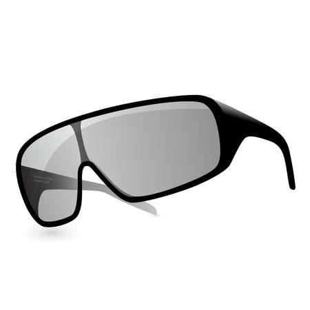 polarizing: Vector sunglasses Illustration