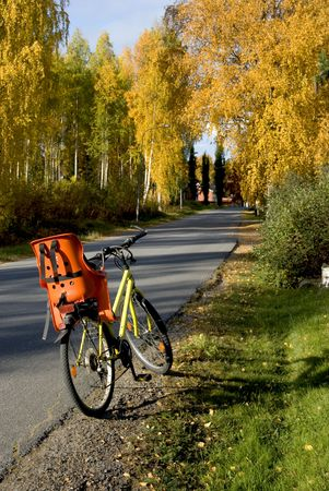 Autumn colors Stock Photo - 3741212
