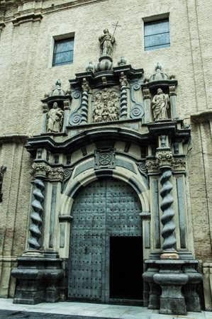 zaragoza: Zaragoza Stock Photo