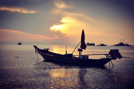 Hoh Tao, sunrise