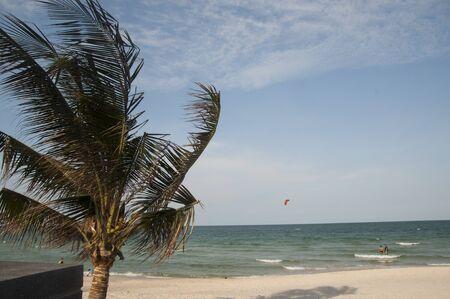 Thailand island beautiful resort view