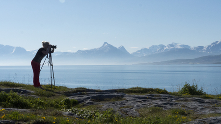 Photograph in Norway Фото со стока
