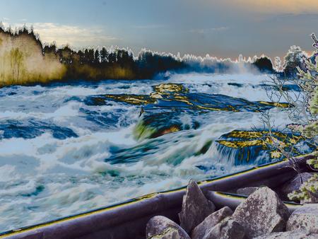 power by nature Фото со стока