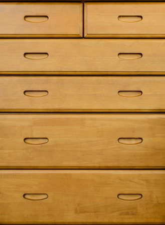 drawers: Modern chest of drawers made in wood