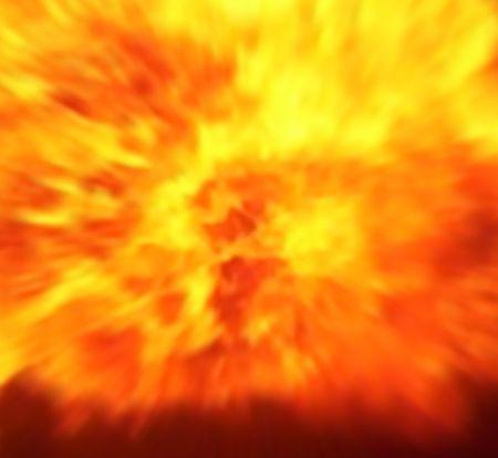 Raging Fire Reklamní fotografie
