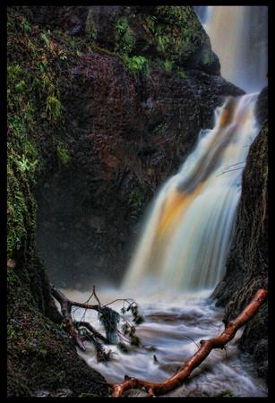 Waterfall Stock Photo - 17603100