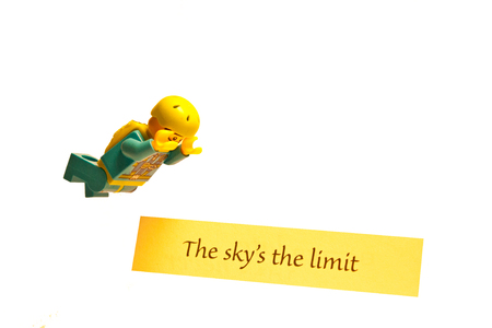 The Sky s The Limit photo