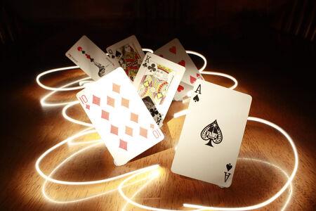 매직 카드