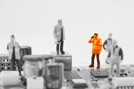 finding fault: Supervisor