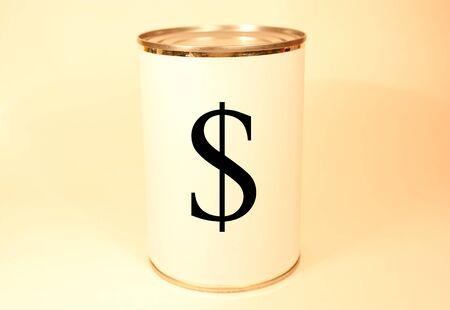 receptacle: Poverty Stock Photo