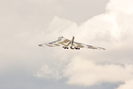 undercarriage: The Vulcan Bomber - XH558