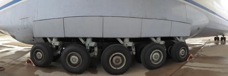 freightliner: Antanov 124-100M Landing Gear