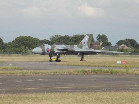 falklands war: The Vulcan Bomber