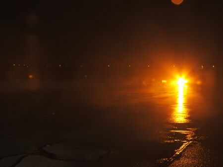 hazard: Runway Hazard Lights