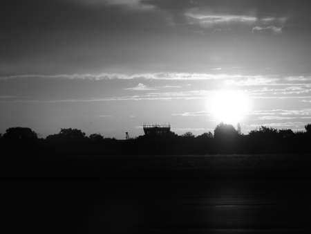 atc: Airport Sunrise