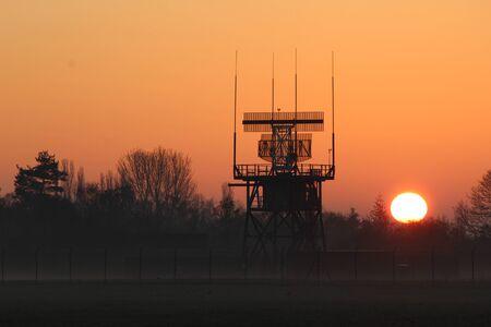 atc: Airport Radar Sunrise
