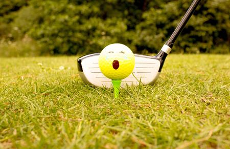 Golfing Horror