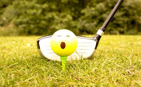 off course: Beginners Golf