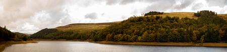Derwent Dam, Peak District, England, United Kingdom. Stock Photo