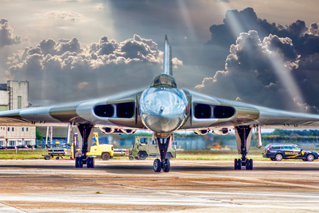 XH 558 The Vulcan bomber is one of the most spectacular and facinating aircraft which last flew in 2016.  Its amazing airframe and ghostly howl were something everyone around the UK enjoyed.