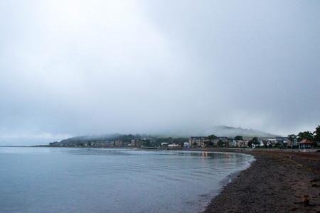 Bad weather incoming. 版權商用圖片