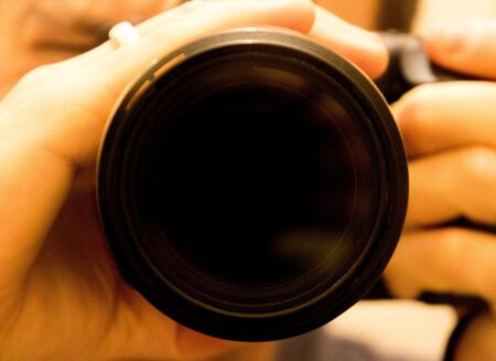A look through a Digital Camera Lens.
