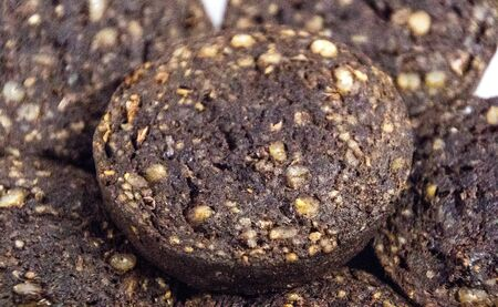 A typical Scottish type of food but also common across the rest of the United Kingdom, Black Pudding used for all sorts of meals, the main one being a breakfast fry up.