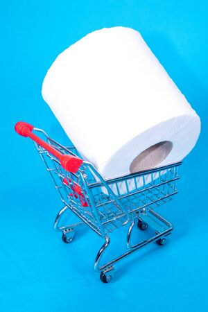 One of the vital supplies of the virus lock down being toilet paper.